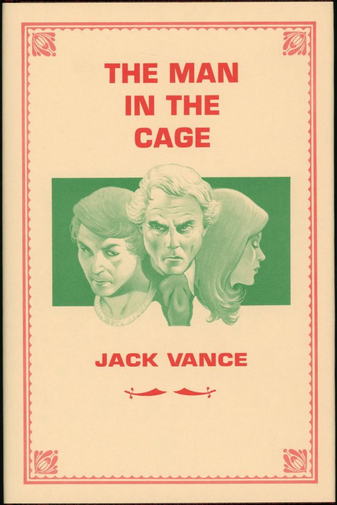 THE MAN IN THE CAGE.