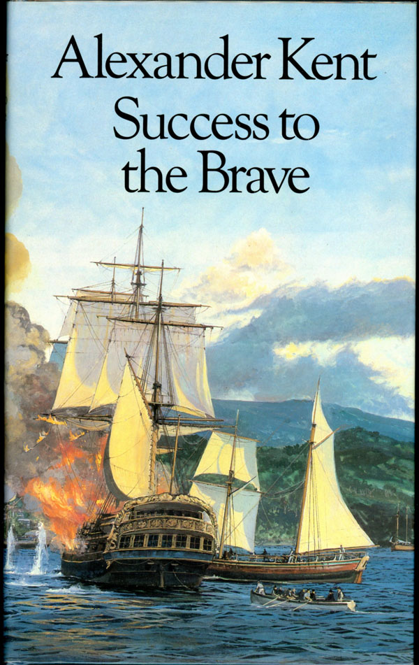 SUCCESS TO THE BRAVE.