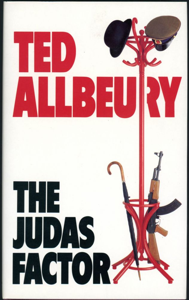 THE JUDAS FACTOR. Ted Allbeury.