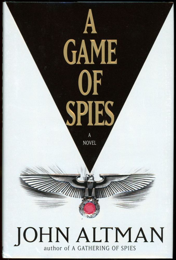 A GAME OF SPIES. John Altman.