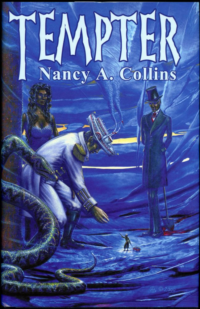 TEMPTER. Nancy A. Collins.