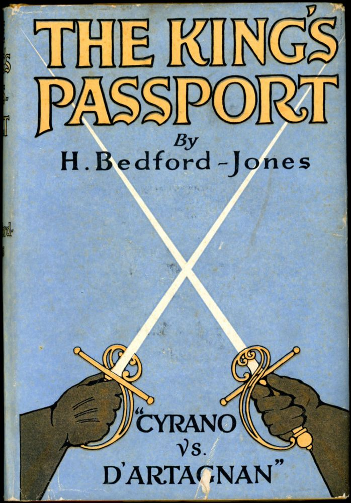 THE KING'S PASSPORT. Bedford-Jones, enry James O'Brien.