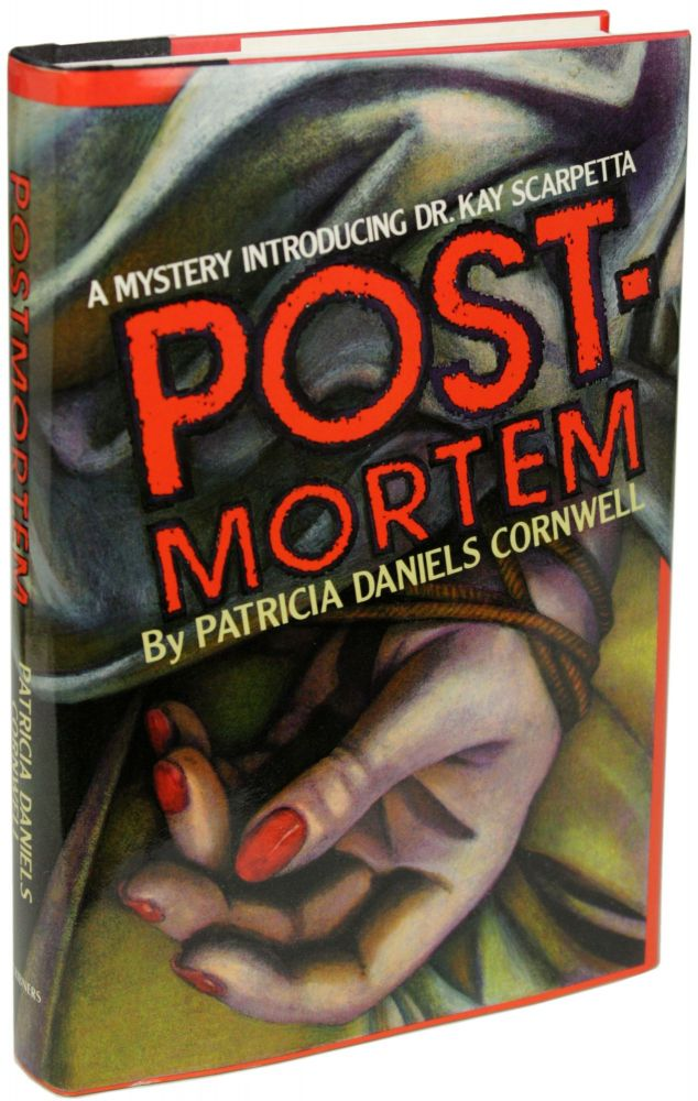 POST-MORTEM. Patricia D. Cornwell.