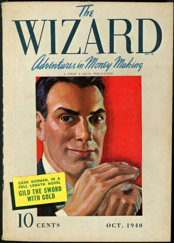 THE WIZARD. 1940 THE WIZARD. October, No. 1 Volume 1.