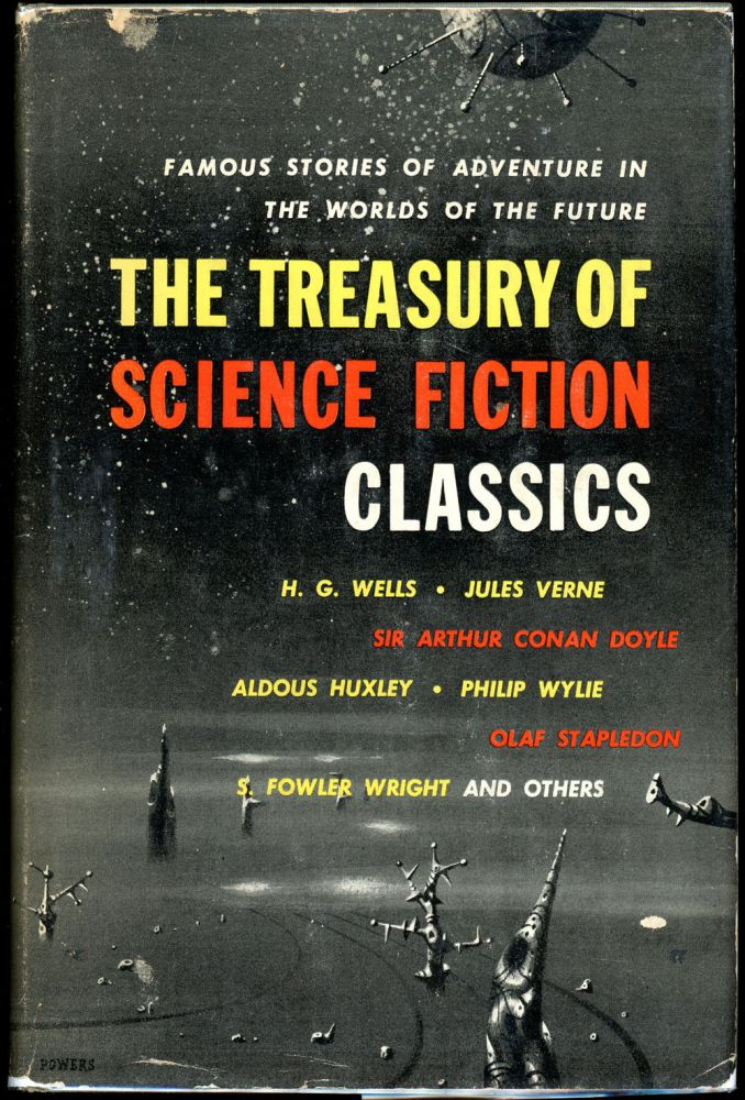 THE TREASURY OF SCIENCE FICTION CLASSICS. Harold Kuebler.