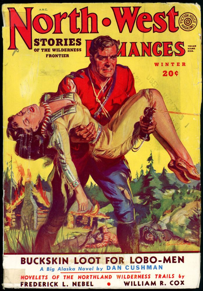 NORTH WEST ROMANCES. NORTH WEST ROMANCES. Winter 1949. . Jack O'Sullivan, No. 11 Volume 16.