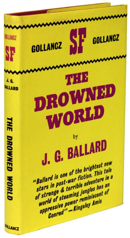 THE DROWNED WORLD. Ballard, ames, raham.