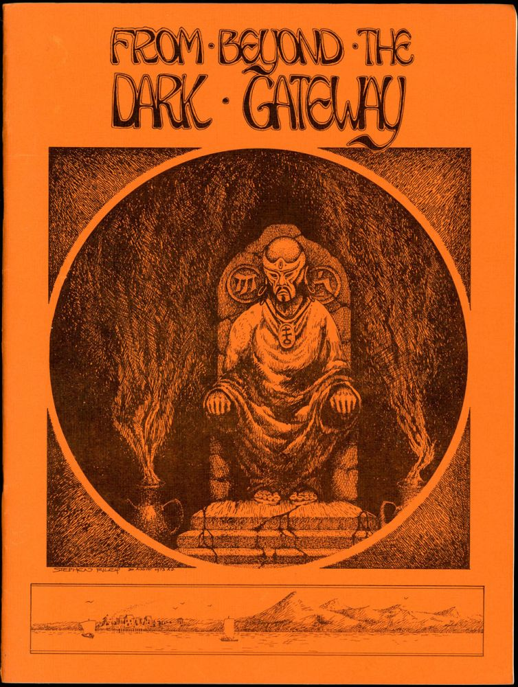 FROM BEYOND THE DARK GATEWAY. Robert E. Howard, FROM BEYOND THE DARK GATEWAY. April 1974. . Edward P. Berglund, No. #3 Volume 1.