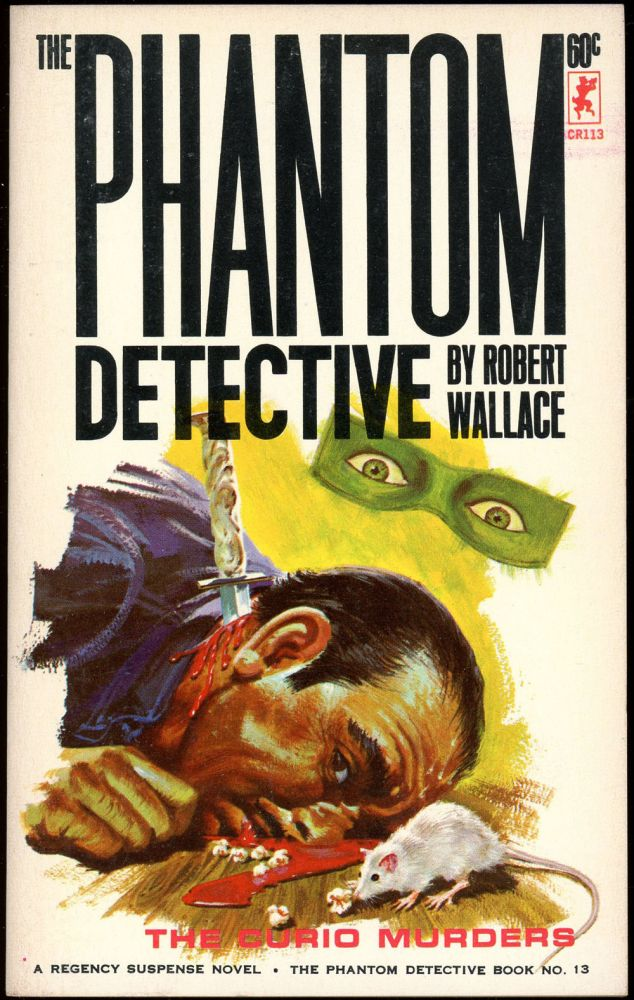 THE PHANTOM DETECTIVE: THE CURIO MURDERS.