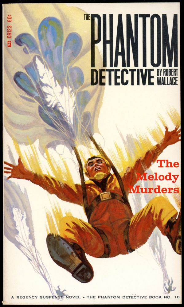 THE PHANTOM DETECTIVE: THE MELODY MURDERS.