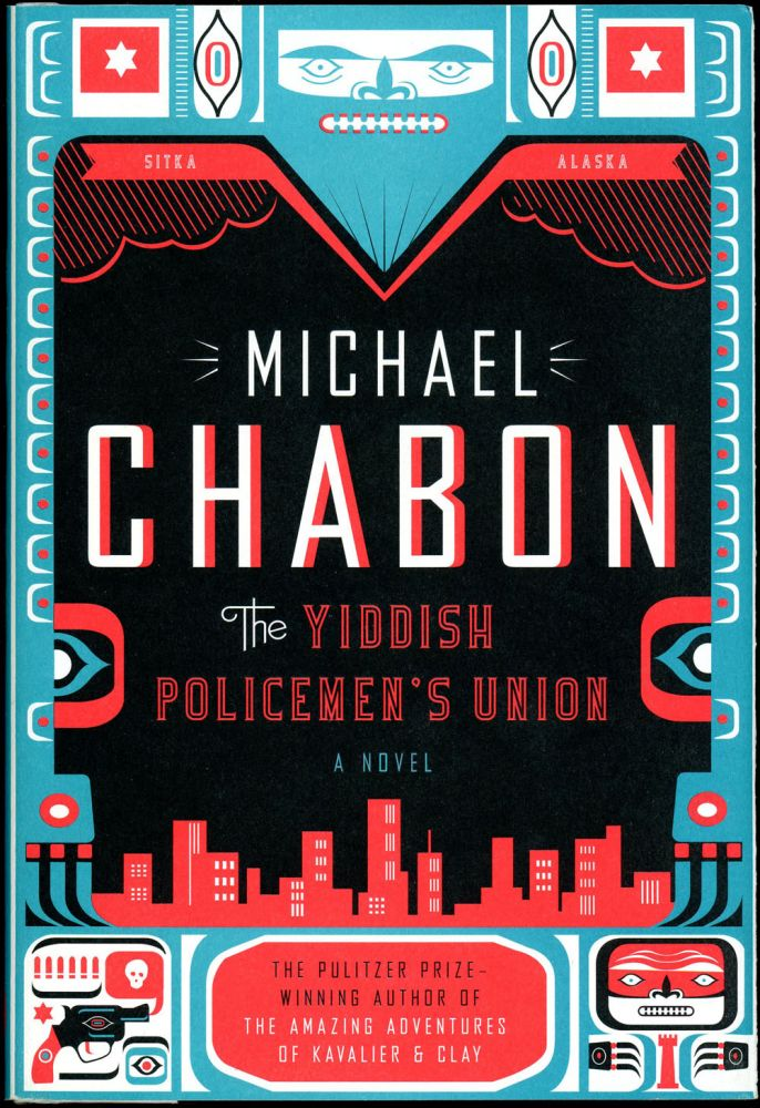 THE YIDDISH POLICEMEN'S UNION.