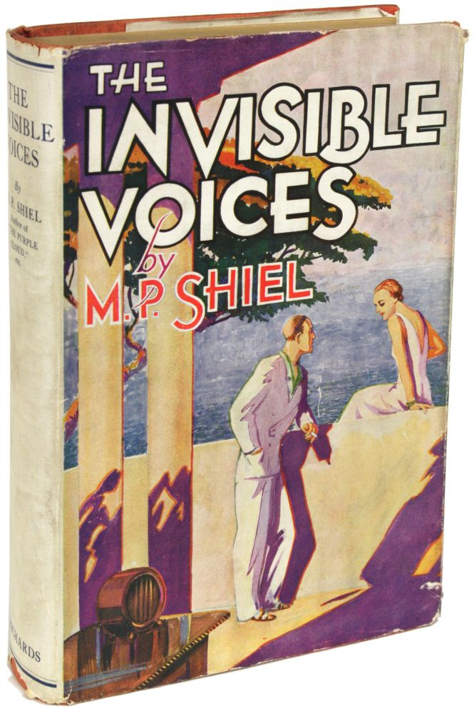 THE INVISIBLE VOICES. Shiel, atthew, hipps.