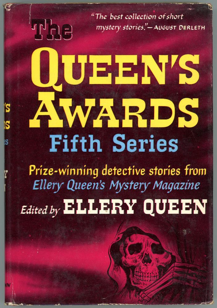 THE QUEEN'S AWARDS: FIFTH SERIES. Frederic Dannay, Manfred B. Lee.