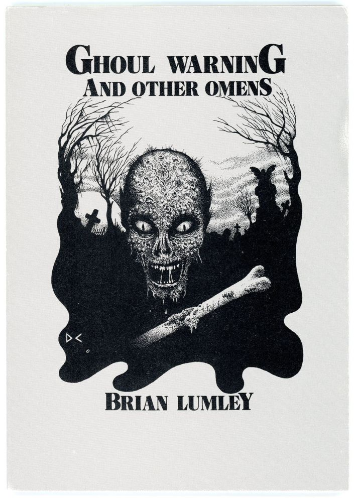 GHOUL WARNING AND OTHER OMENS. Brian Lumley.