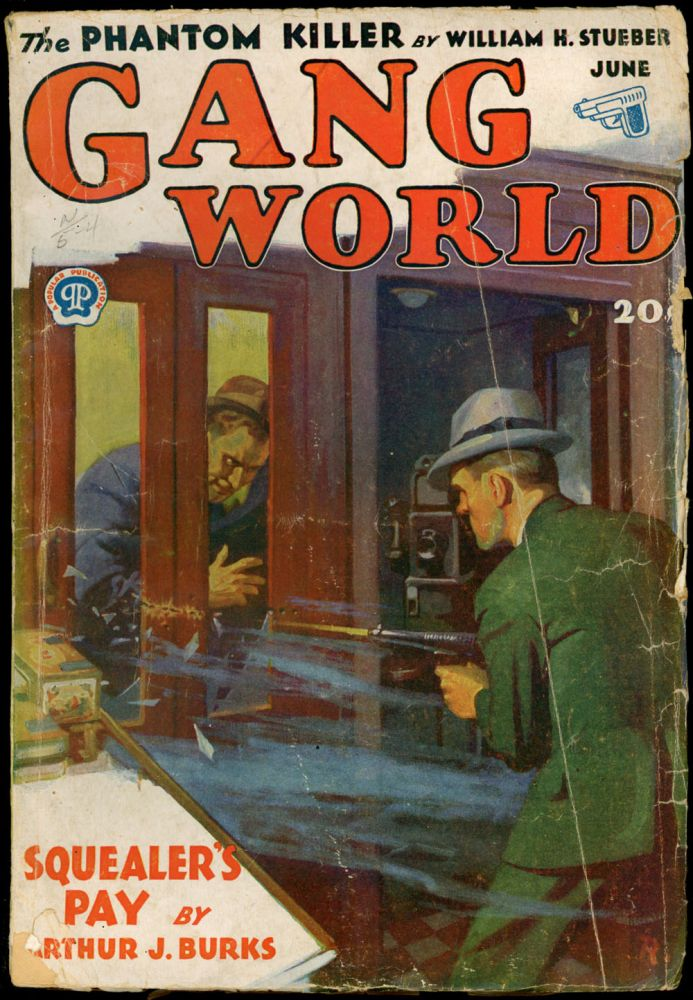 THE GANG WORLD. 1932 THE GANG WORLD. June, No. 1 Volume 6.