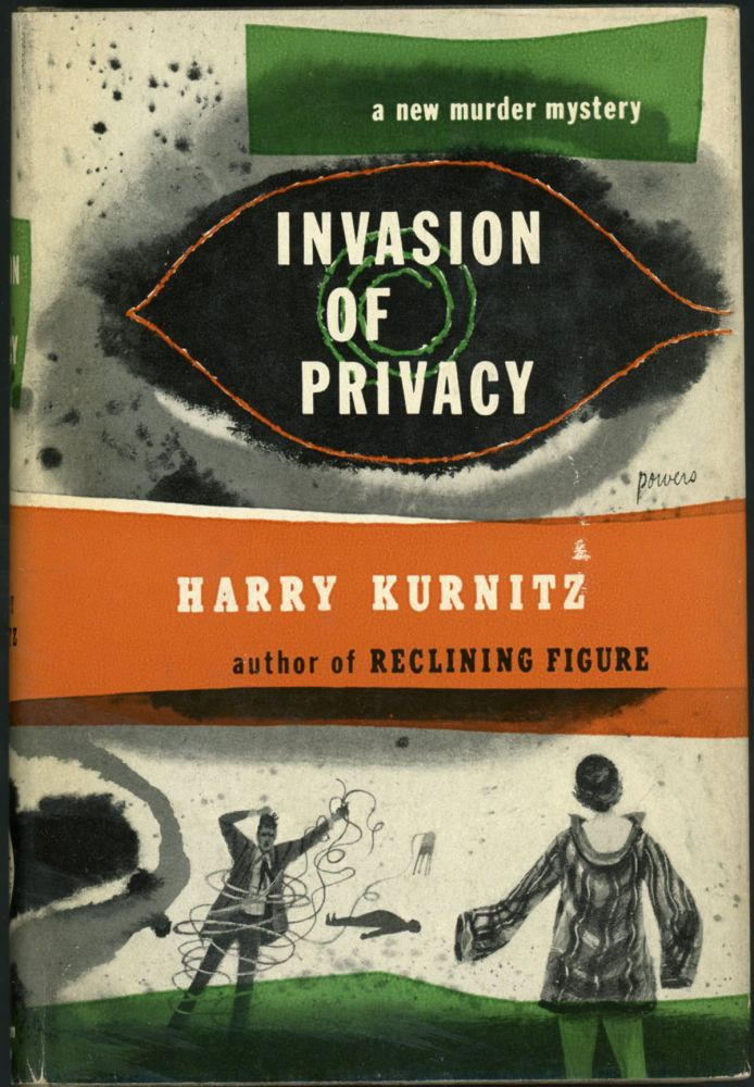 INVASION OF PRIVACY. Harry Kurntiz.