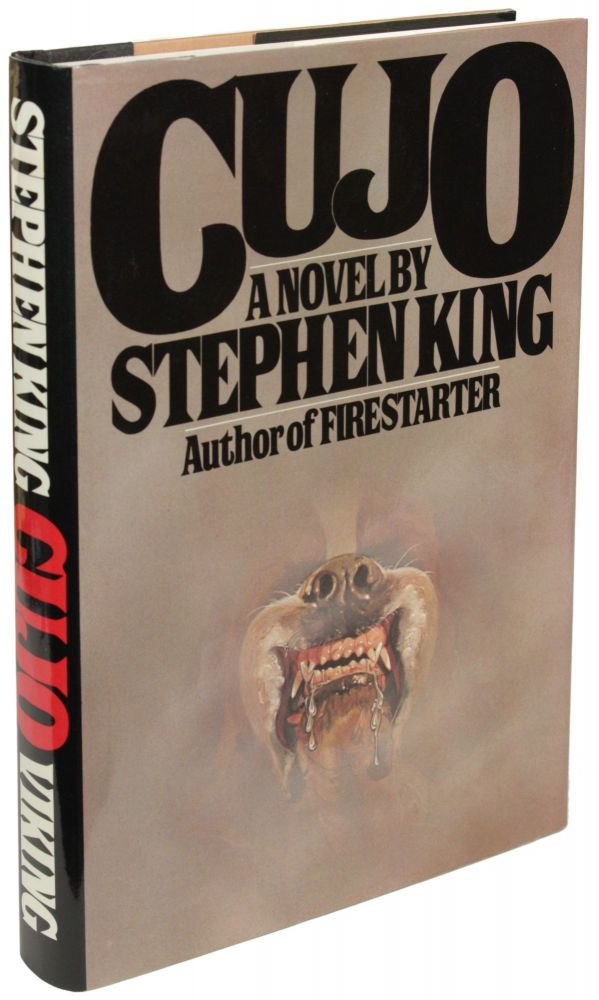 CUJO. Stephen King.