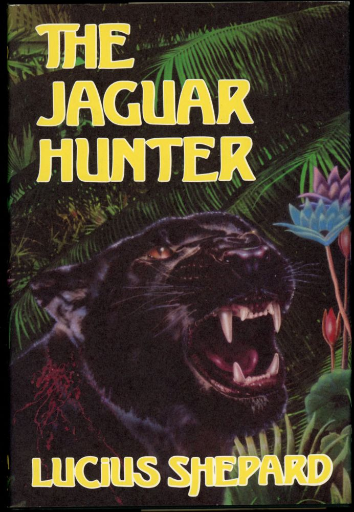 THE JAGUAR HUNTER.