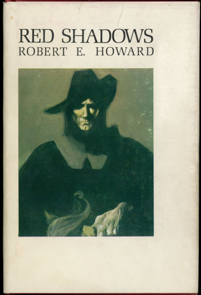 RED SHADOWS. Robert E. Howard.