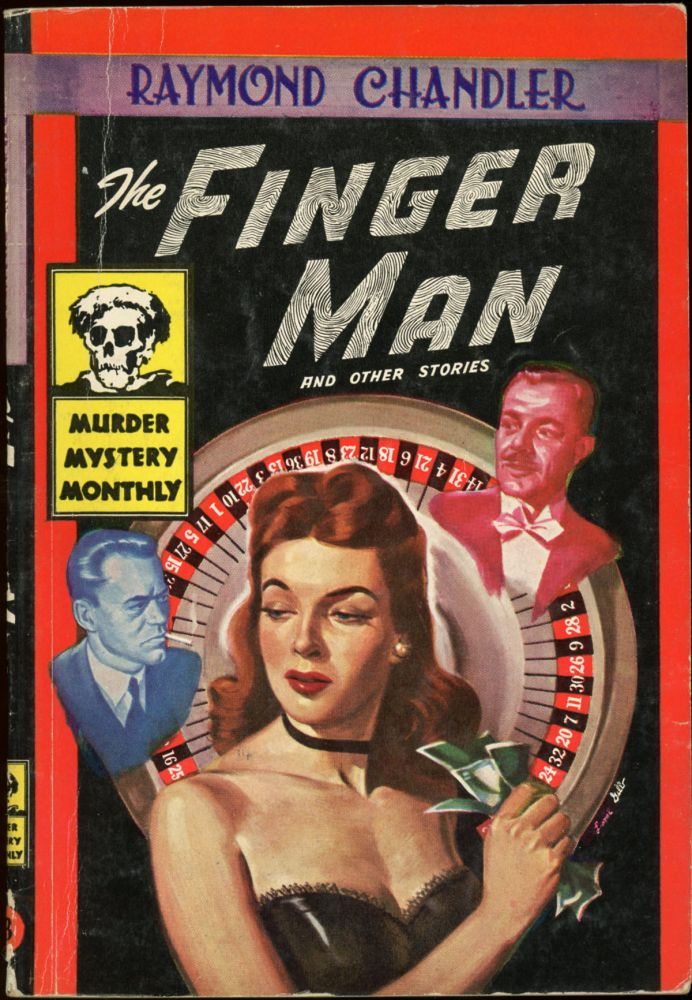 THE FINGER MAN: AND OTHER STORIES. Raymond Chandler.