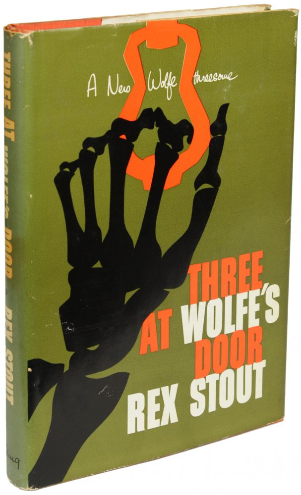 THREE AT WOLFE'S DOOR: A NERO WOLFE THREESOME