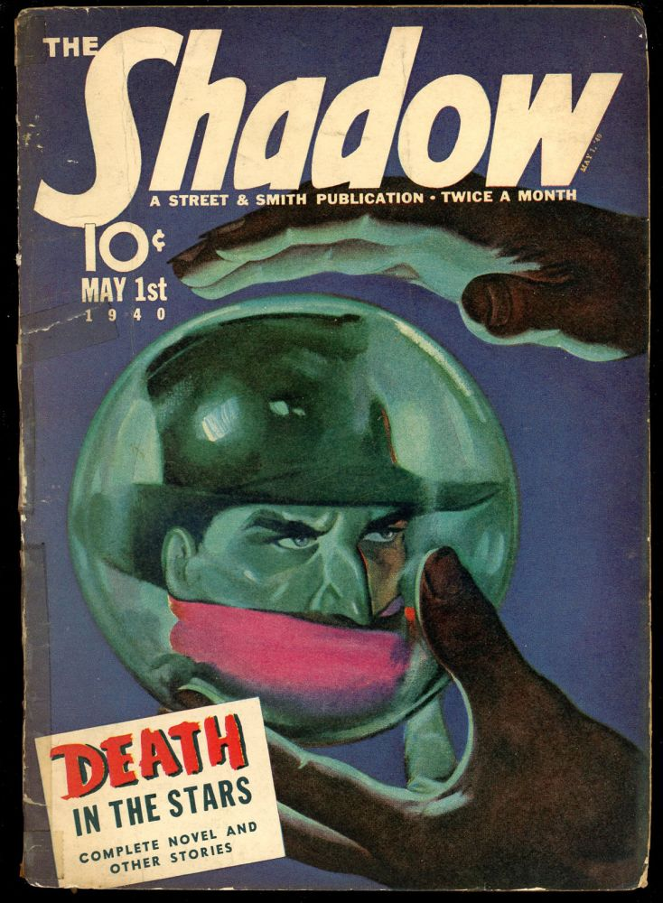 THE SHADOW. 1940 THE SHADOW. May 1, Volume 33 No. 5.