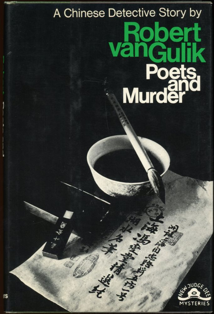 POETS AND MURDER. Robert Van Gulik.
