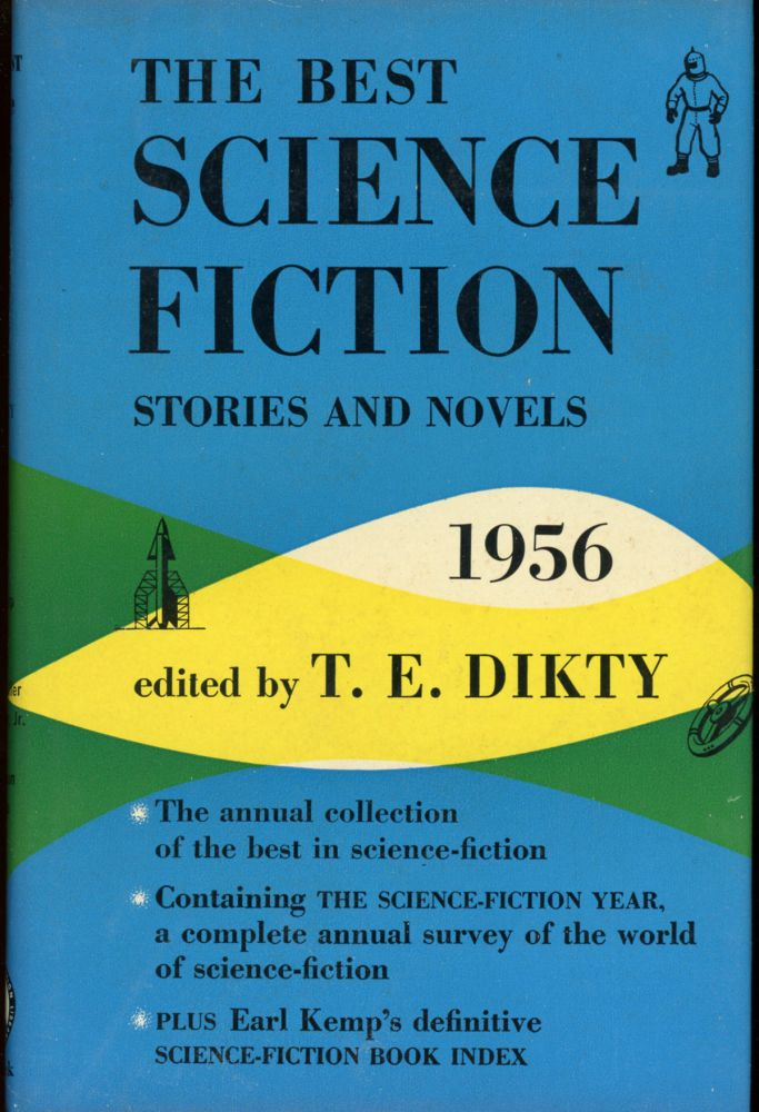 THE BEST SCIENCE-FICTION STORIES AND NOVELS: 1956