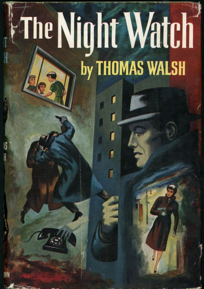 THE NIGHT WATCH. Thomas Walsh.