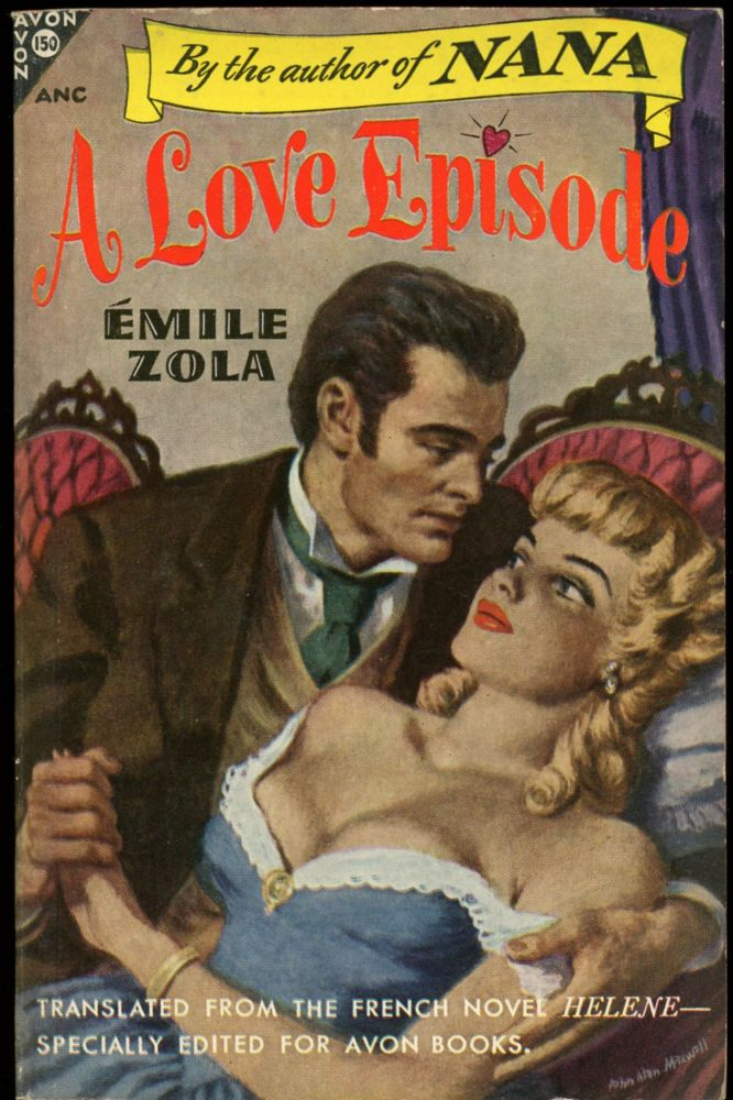 A LOVE EPISODE. Émile Zola.