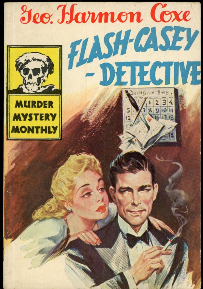 FLASH CASEY...DETECTIVE