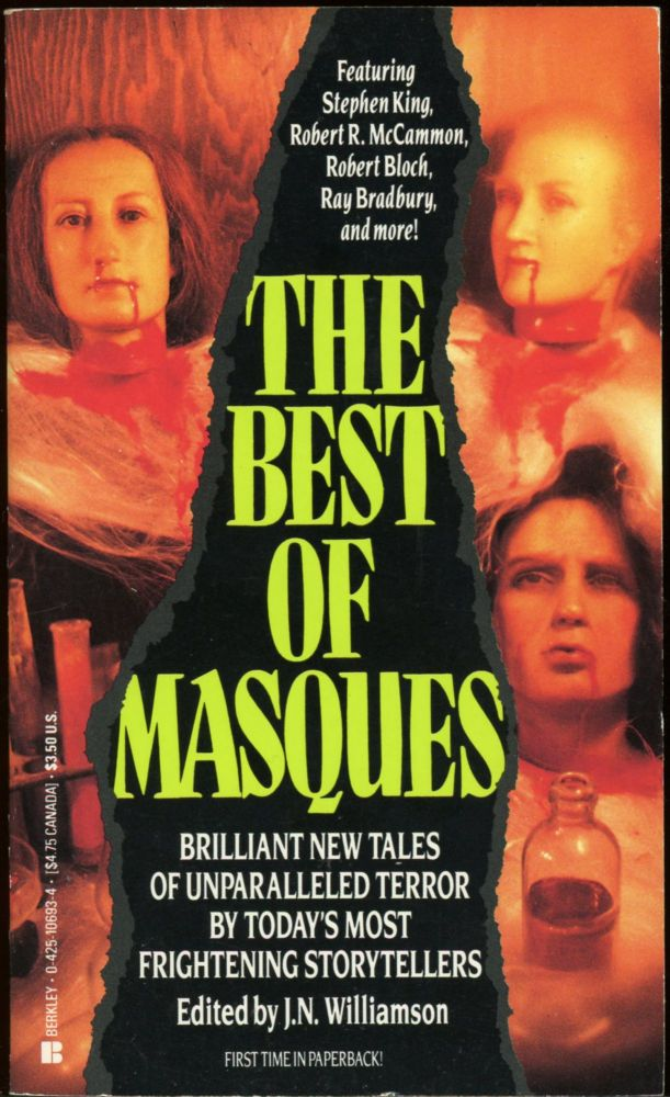 THE BEST OF MASQUES. J. N. Williamson.
