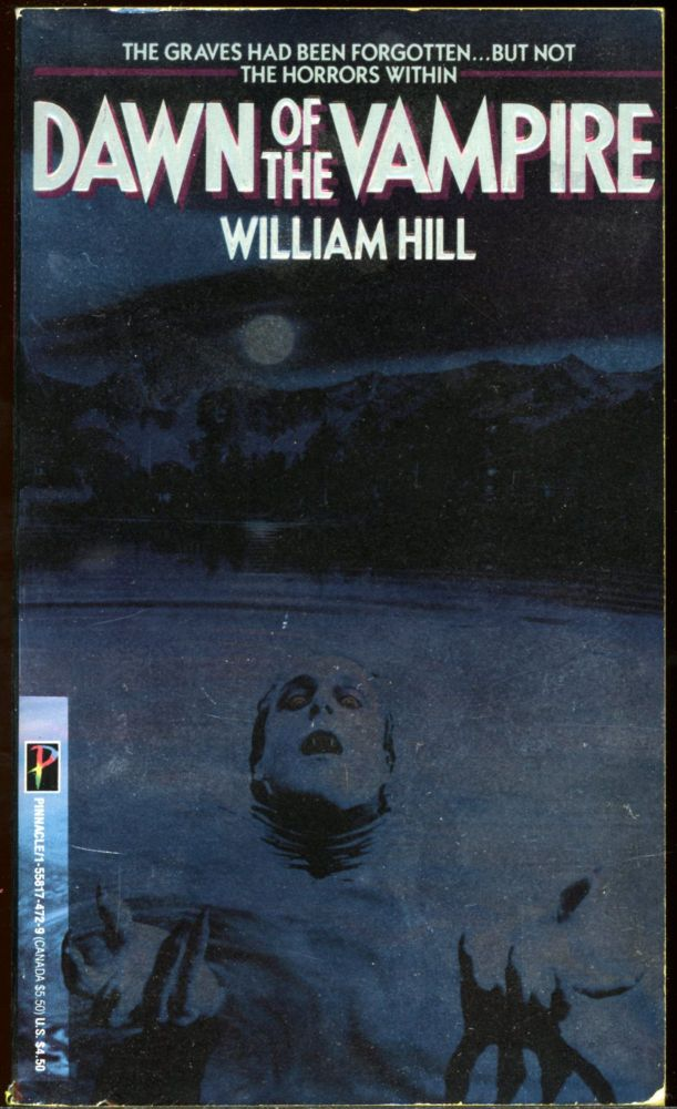 DAWN OF THE VAMPIRE. William Hill.