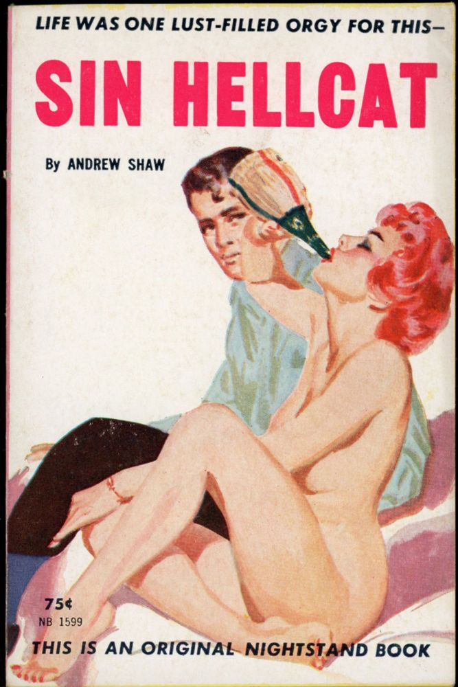 SIN HELLCAT. pseudonym for Lawrence Block, Donald Westlake.
