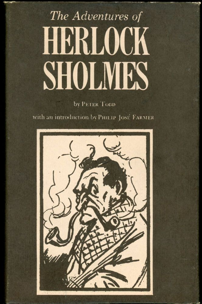 THE ADVENTURES OF HERLOCK SHOLMES. Peter Todd, pseudonym for Charles Harold St. John Hamilton.