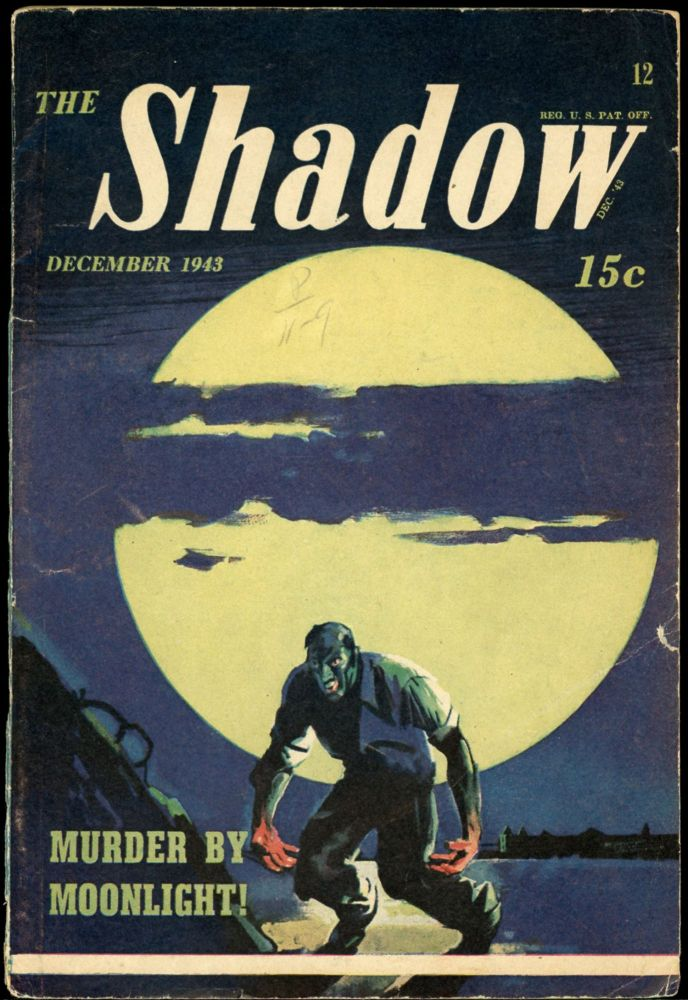 THE SHADOW. THE SHADOW. December 1943, No. 4 Volume 46.