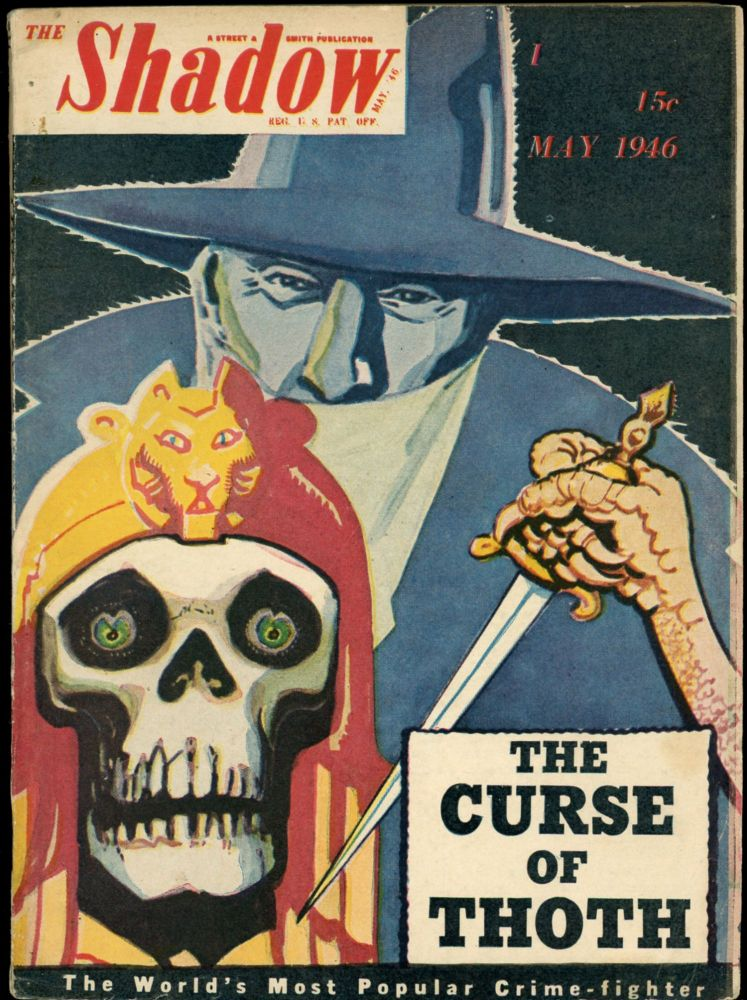 THE SHADOW. THE SHADOW. May 1946, No. 3 Volume 51.