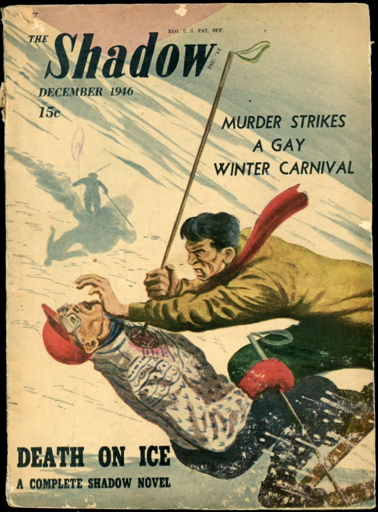 THE SHADOW. THE SHADOW. December 1946, No. 4 Volume 52.