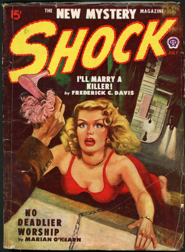SHOCK. SHOCK. July 1948, No. 3 Volume 1.