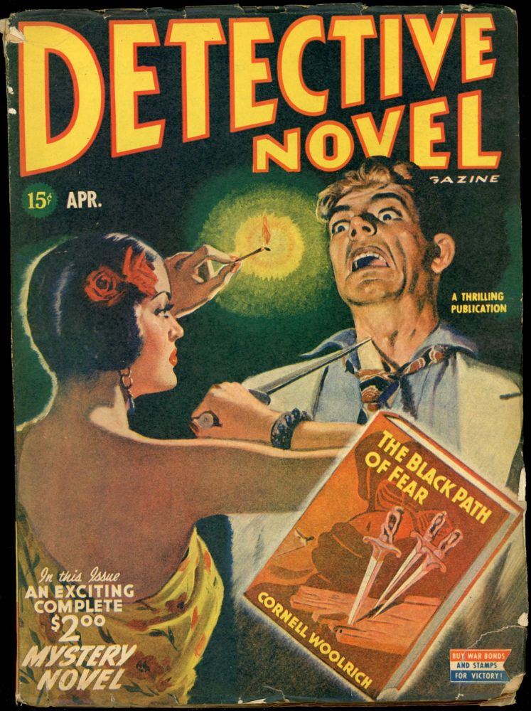 DETECTIVE NOVEL MAGAZINE. DETECTIVE NOVEL MAGAZINE. April 1945, No. 2 Volume 15.