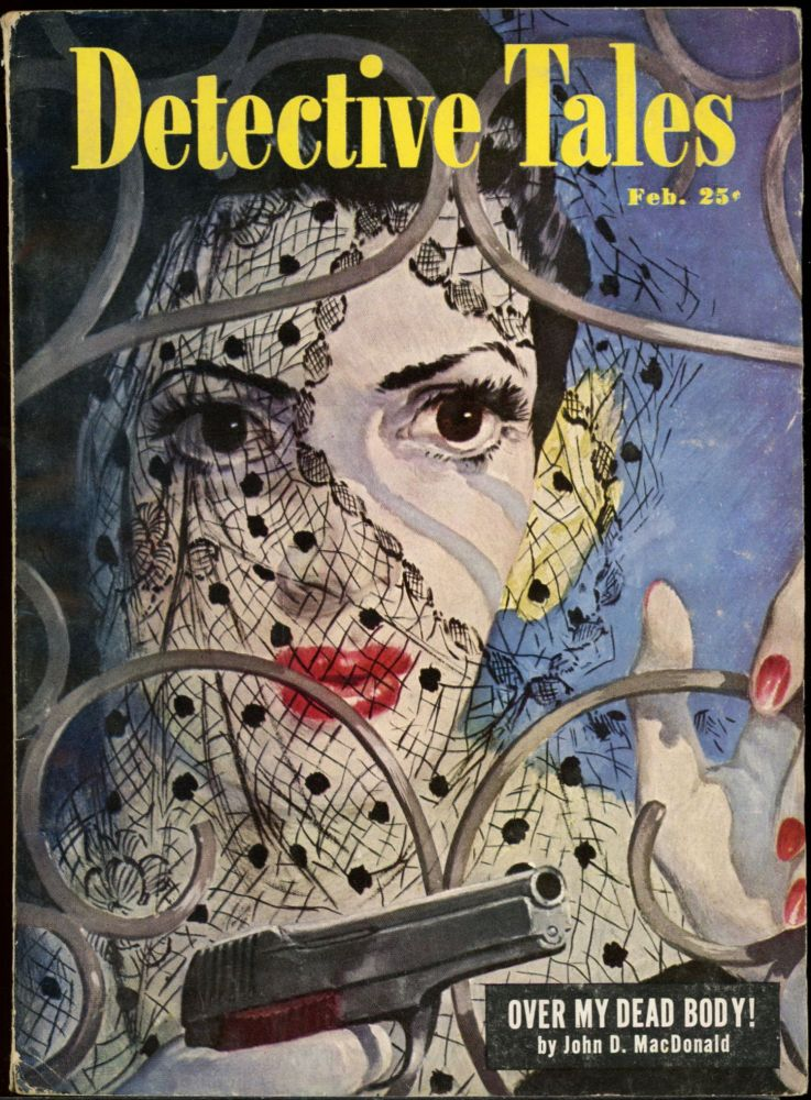 DETECTIVE TALES. DETECTIVE TALES. February 1951, No. 2 Volume 47.