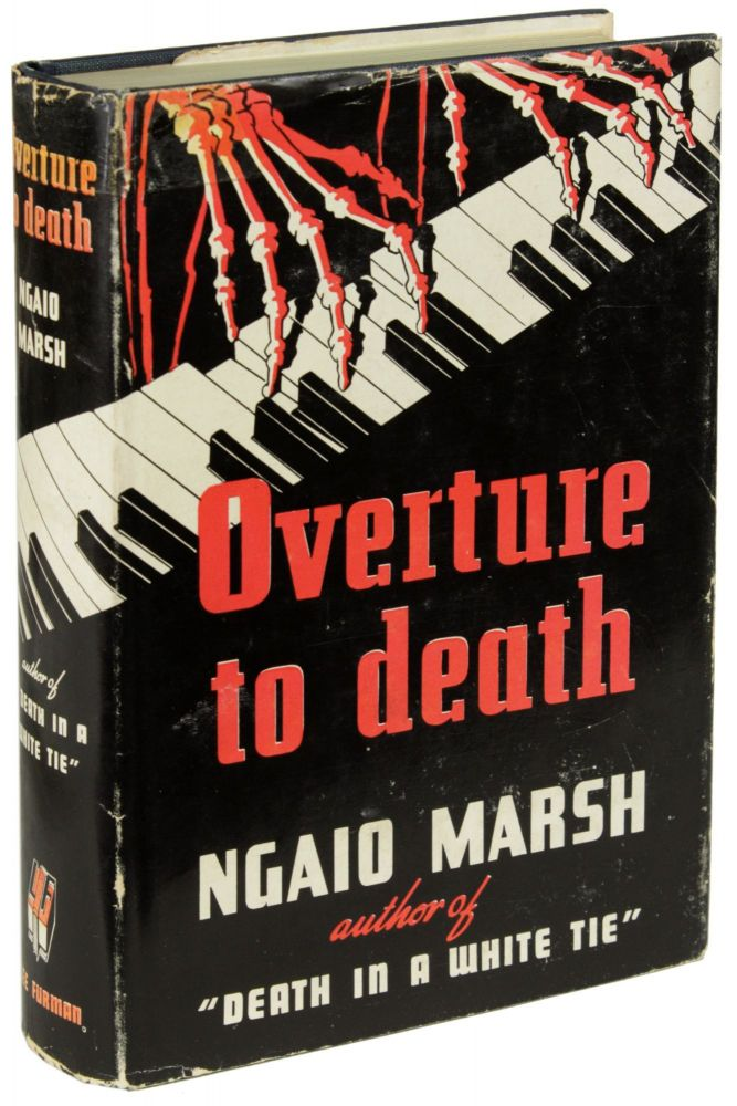 OVERTURE TO DEATH. Ngaio Marsh.