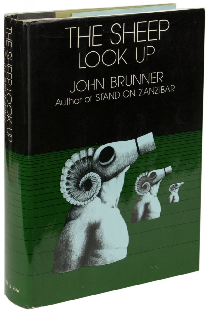 THE SHEEP LOOK UP. John Brunner.