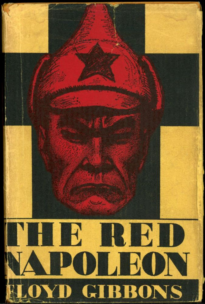 THE RED NAPOLEON. Floyd Gibbons.