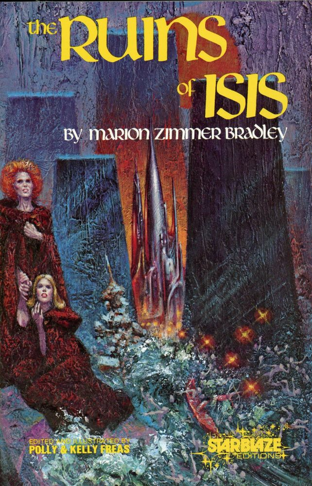 THE RUINS OF ISIS. Marion Zimmer Bradley.