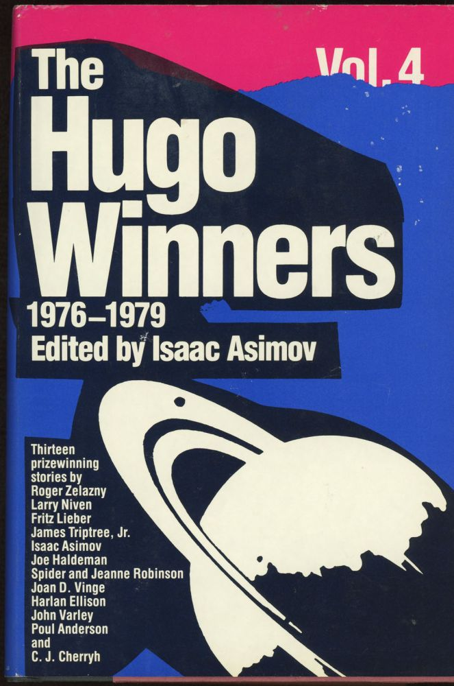 THE HUGO WINNERS: VOLUME 4 [1976-1979]. Isaac Asimov.