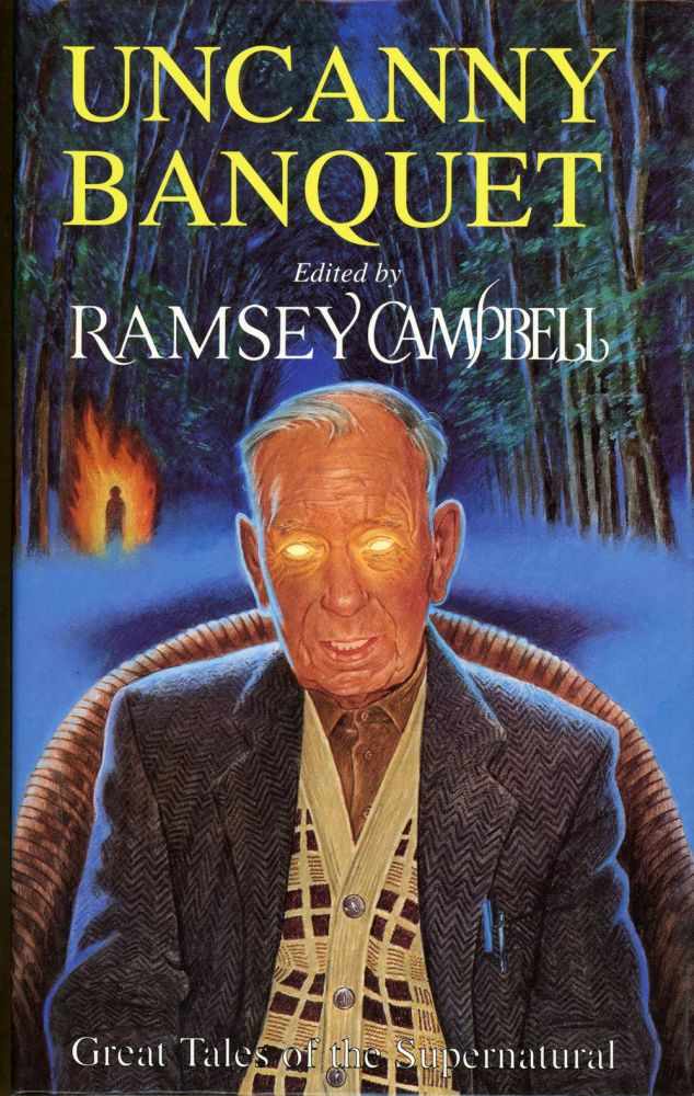 UNCANNY BANQUET. Ramsey Campbell, Adrian Ross.