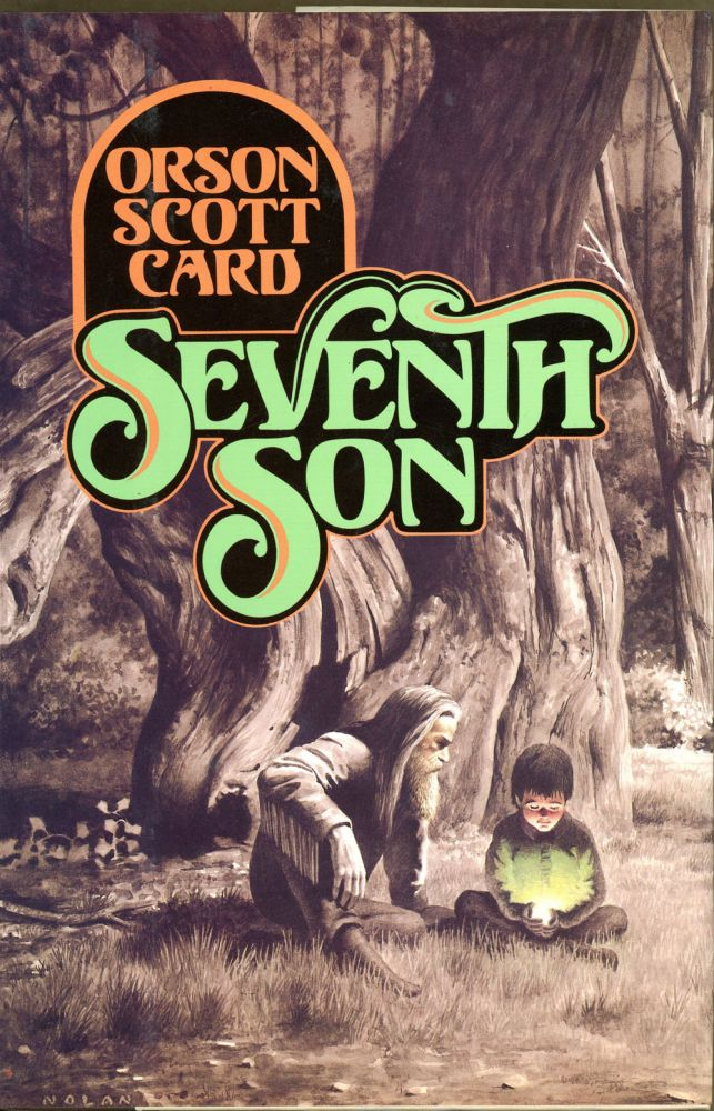 SEVENTH SON. Orson Scott Card.