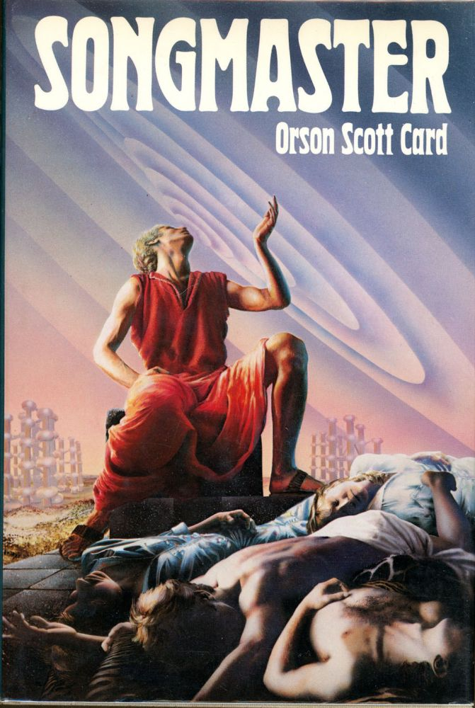 SONGMASTER. Orson Scott Card.