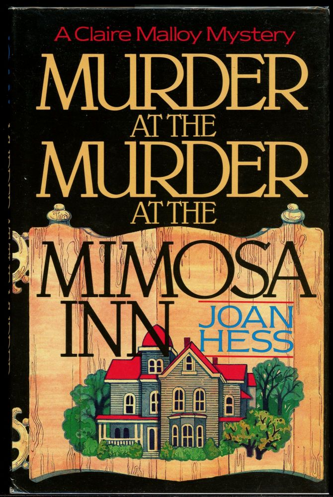 MURDER AT THE AT THE MURDER AT THE MIMOSA INN